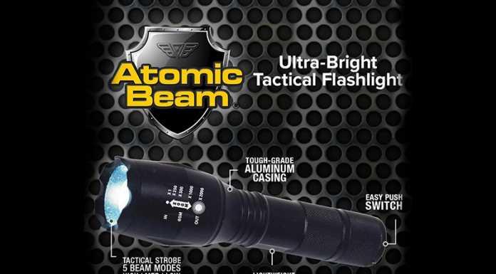 atomic beam review